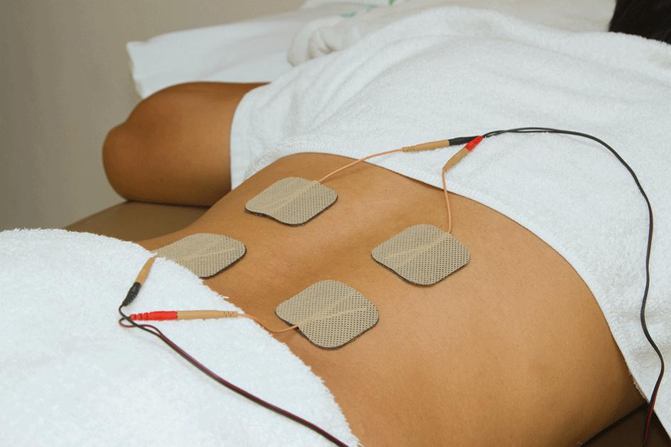 TENS - Transcutaneous Electrical Nerve Stimulation - German ...