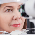 parkinsons dubai eye test