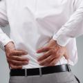back pain placebo