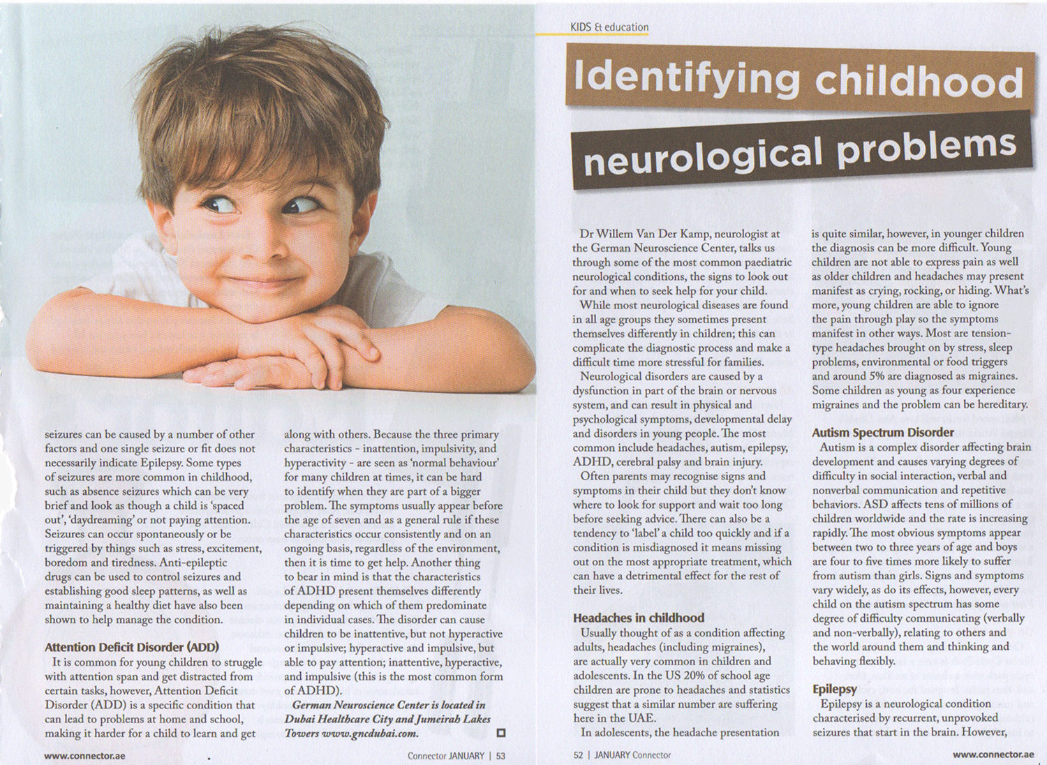 Neurological problems in children: why and what to do 100