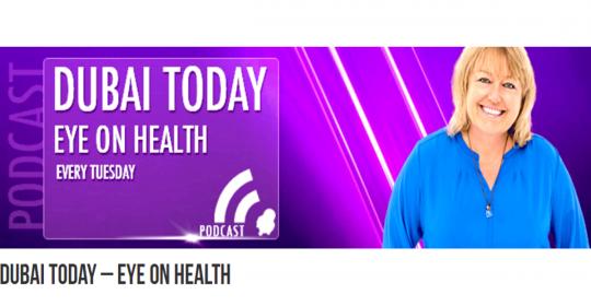 World Parkinson's Day – Dubai Eye Radio Show with Dr. Willem