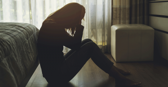 Depressed reluctant to seek treatment due to inadequate health cover